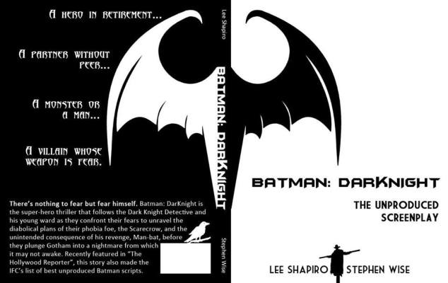 Batman DarKnight Cover